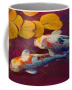 Koi Pond II Coffee Mug