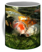 Koi Ripples Coffee Mug