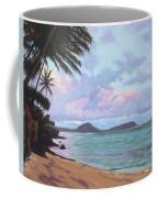 Koko Palms Coffee Mug