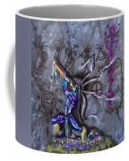 Kokopelli Cave Painting Coffee Mug