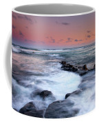 Koloa Sunset Coffee Mug by Mike  Dawson