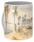 Kom El Amhr, 1 Pm, 4 January 1867 Coffee Mug