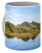 Konigsleiten Mountain Top. Tyrol, Austria Coffee Mug