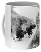 Korea: Farmers, C1904 Coffee Mug