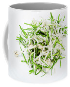 Korean Traditional Fresh Vegetable Salad Coffee Mug