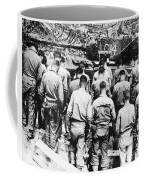 Korean War: Church Service Coffee Mug