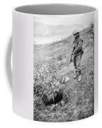Korean War: Foxhole, 1951 Coffee Mug