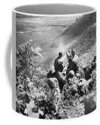 Korean War: Machine Gun Coffee Mug
