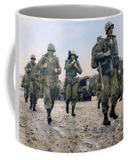 Korean War: Marines, 1953 Coffee Mug