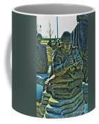 Korean War Memorial 2 Coffee Mug