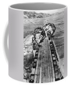 Korean War: Napalm Raid Coffee Mug