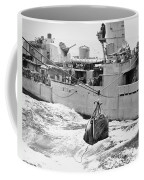 Korean War: Navy Mailbag Coffee Mug