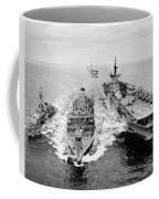 Korean War: Ship Refueling Coffee Mug