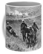Korean War: Wounded, 1950 Coffee Mug
