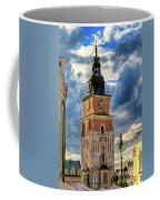 Krakow Town Hall Coffee Mug