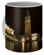 Krakow Town Hall Tower Coffee Mug