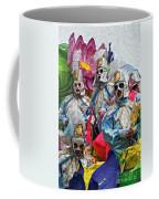 Krewe Of Rex  Coffee Mug
