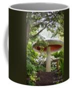 Krider Garden Mushroom Coffee Mug