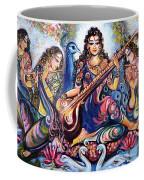 krishna - Kirtan  Coffee Mug