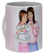 Kristin And Carrie Coffee Mug