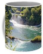 Krka National Park Waterfalls 6 Coffee Mug