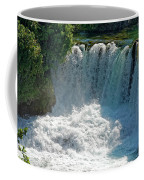 Krka National Park Waterfalls Coffee Mug