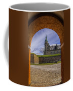Kronborg Castle Through The Archway Coffee Mug