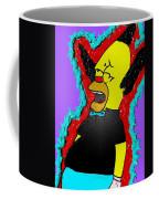 Krusty The Clown Found Dead Coffee Mug