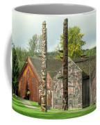 Ksan Historical Village Coffee Mug