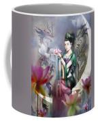 Kuan Yin Lotus Of Healing Coffee Mug