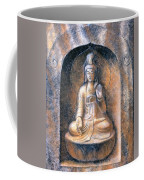 Kuan Yin Meditating Coffee Mug