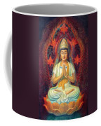 Kuan Yin's Prayer Coffee Mug