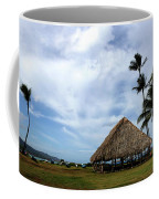Kukulu Hale Kahului Maui Hawaii Panorama Coffee Mug