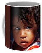 Kuna Yala Girl, Panama Coffee Mug