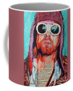 Kurt Cobain Coffee Mug