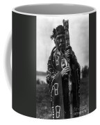 Kwakiutl Chief, C1914 Coffee Mug