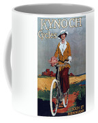 Kynoch Cycles - Bicycle - Vintage Advertising Poster Coffee Mug