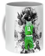 Kyrie Irving, Boston Celtics - 05 Coffee Mug