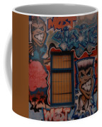 L A Urban Art Coffee Mug