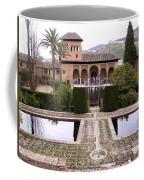 La Alhambra Garden Coffee Mug