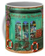 La Bicicletta Rossa Coffee Mug