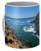 La Bufadora Blowhole Coffee Mug