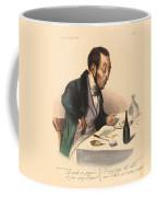 La Carte A Payer Coffee Mug