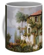 La Casa Giallo-verde Coffee Mug