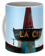 La Cita In Tucumcari On Route 66 Nm Coffee Mug