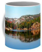 La Cloche Mountain Range Coffee Mug