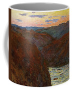 La Creuse, Sunset Coffee Mug