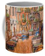 La Curva Sul Canale Coffee Mug