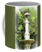 La Dama Del Paraguas Coffee Mug