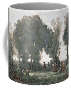 La Danse Des Nymphes Coffee Mug